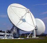 Družicové radiokomunikační středisko Sedlec, antény INTELSAT o průměru 18 m