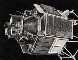 Družice Interkosmos 1