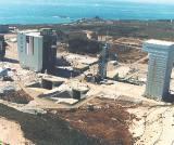 Komplex SLC-6 s raketou LMLV-1 (družice Lewis)