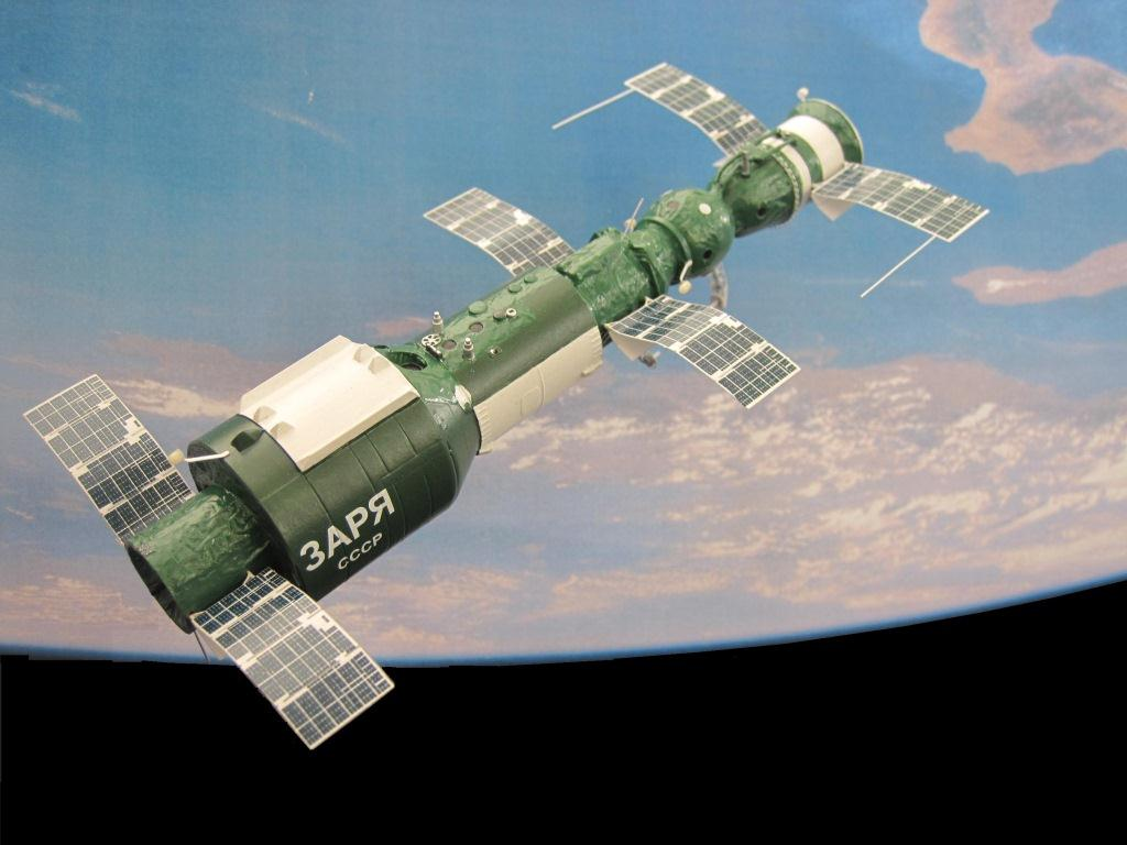 salyut 1 space station illustration - photo #17