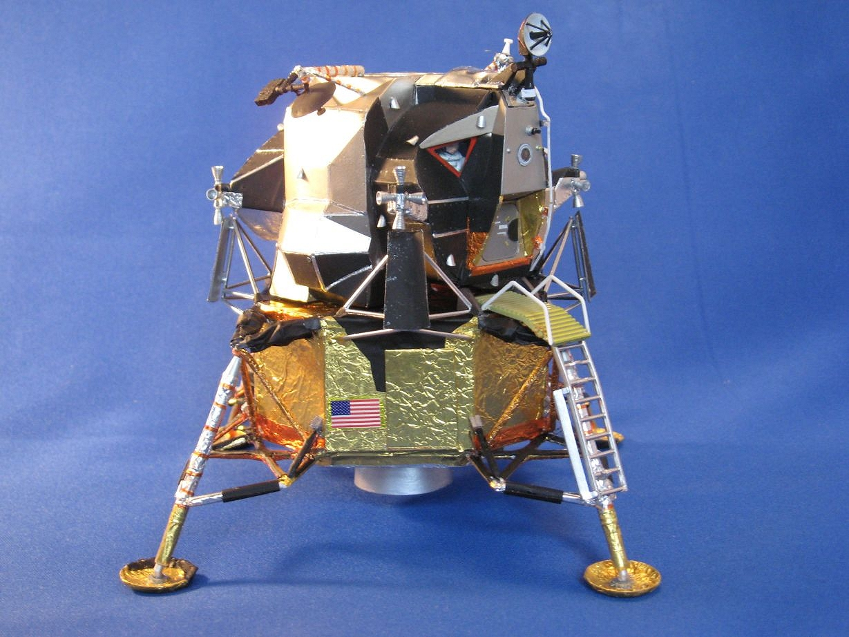 apollo lunar lander instruments - photo #29