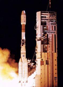 Ariane 44L (V97) - 03.06.1997 (INMARSAT 3-F4 a INSAT 2D)