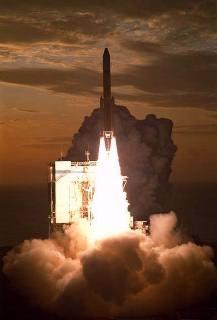 Start rakety H-2