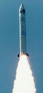 Start rakety Shavit