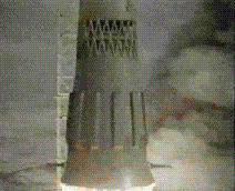 Start rakety N-1 (22.02.1969)