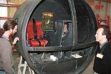 Výroba kabiny pro posádku (1999)