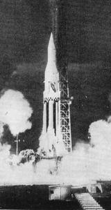 29. leden 1964: start rakety SATURN IA ze základny na Kennedyho mysu