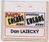 Vizitka D.Lazeckého