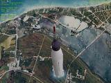 Ukázka scény z programu Orbiter