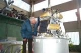 Plachetnice Cosmos 1 Planetary Society