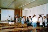 I přestávky na KNP 2003 byly příležitostí k dalším diskusím (foto D.Lazecký)