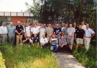 Společná fotografie účastníků KNP 2003