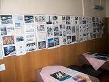 Výstava v předsálí na KNP 2005