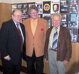 zleva: V.Remek, M.Halousek a S.Jähn (na KNP2006)