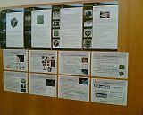 Prezentační materiály projektu czCube na KNP 2007