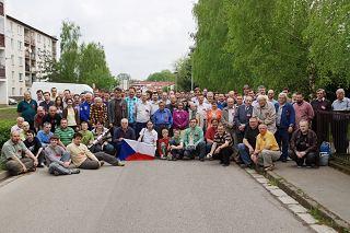 Společná fotografie účastníků KNP 2010