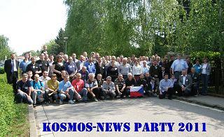 Společná fotografie účastníků KNP 2011