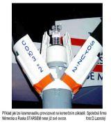 Sojuz 2 sdružení STARSEM