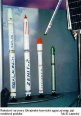 Ukrajinské nosné rakety