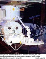 Japonský modul KIBO pro ISS