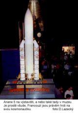 Model Ariane 5