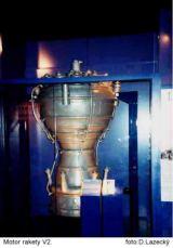 Motor rakety V2