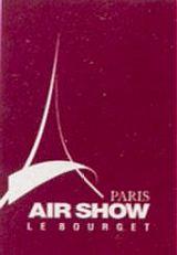 Znak AIR SHOW Le Bourget