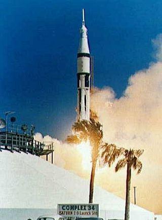 Start Apolla 7