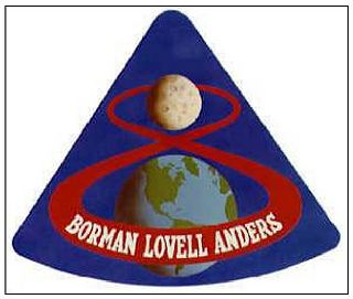 Znak Apolla 8
