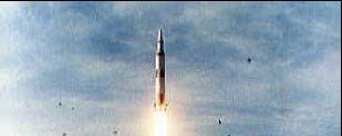Start Apolla 8