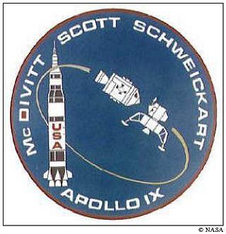 Znak Apolla 9