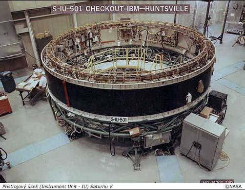 Prístrojový úsek Saturnu V