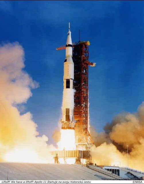 Start Apolla 11