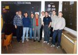 Část účastníků semináře Valmez 2003 (foto D.Lazecký)