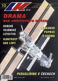 Titulní strana L+K 10/2001