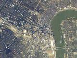 New Orleans po hurikánu Katrina (září 2005)