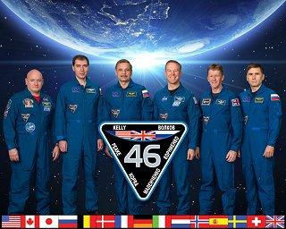 Expedice 46