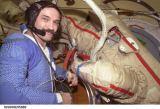 Kaleri před výstupem do kosmu (26.02.2004)