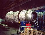 Ruský modul FGB ve výrobě (1997)