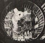 Sojuz 19 v hale MIKu na bajkonurském kosmodromu