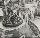 Letová kabina Apolla a skafandry patřily k nejčastějším výcvikovým rekvizitám amerických kosmonautů