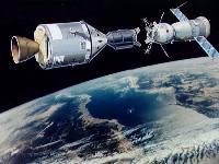 Sojuz - Apollo (kresba)