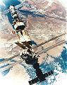 Stanice s moduly Kvant a Kvant 2 (1990)