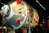Blok FGB v podobě základního modulu mezinárodní kosmické stanice