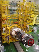 Sojuz TMA-5 při předstartovní přípravě (08.10.2004)