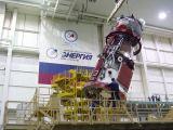 Sojuz TMA-7 při předstartovní přípravě
