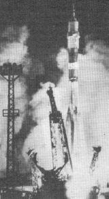 Start Sojuzu 29 (15.06.1978)