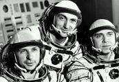 Posádka Sojuzu T-14