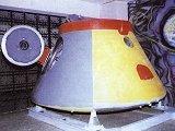 Návratová kabina Merkur