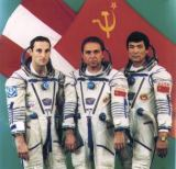 Posádka Sojuzu TM-13